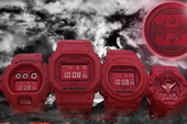 Casio Red Out ко Дню св. Валентина